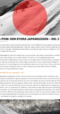 Den Stora Japanguiden- Del 3